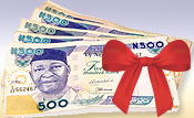 N3,500 or More Gift - UGV Car Rental Lagos, Nigeria