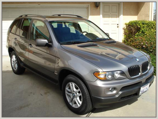 Unity Global Ventures Car Rental Lagos, Nigeria - BMW X5
