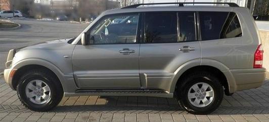 Unity Global Ventures Car Rentals Car Hire - Montero Pajero